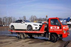 Погрузили BMW